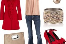 Fashion / Great outfits put together for you.  Makes shopping more enjoyable...