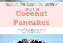 Free from pancake recipes