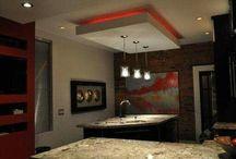 false ceiling Dining