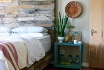 Our New Bedroom / by Jessica Brideau