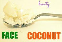 coconut oil scrub