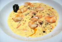 scampi in looksaus