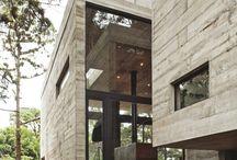 Concrete in architecture