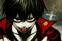 vampire mangas anime