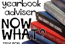 Yearbook advisor
