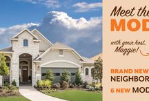 Meet the Models / Join Maggie as she introduces you to the newest model homes in Rancho Sienna. Surrounded by rolling fields of wildflowers and rugged limestone hills, the new-home community of Rancho Sienna® is taking shape. It's blooming thanks to friends and families gathering and reconnecting with nature and with each other, to celebrate Hill Country views and a unique and unparalleled parks and trails system.