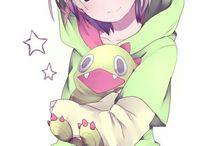 Anime girls!! / Anime girls rule!! Btw plz don't pin ecchi!