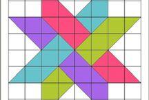 Estrela / Triângulos perfeitos