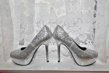 Wedding Shoes / Every Bride Loves her shoes, what about you?