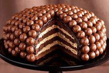 MALTESERS CAKE