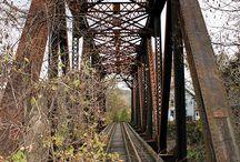 Bridges / by Elizabeth Lindsey