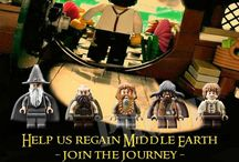 Lord of the ring lego birthday