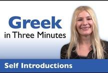 Learn Greek / Learn Greek with GreekPod101.com / by GreekPod101.com