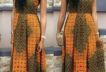 traditional attires