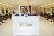 Hairven Beeston / The stunning new Hairven salon Beeston is now open