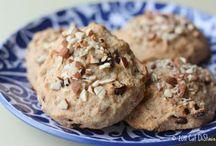 Bread, biscuits, scones / by Kate Sartoris