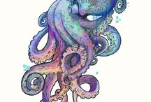 Octopus Bodypaint