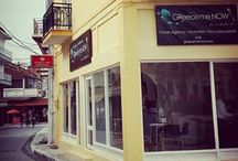 GReece me NOW <3 Thassos / Our Travel Agency at Limenas, on Thassos island,Greece!