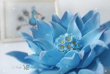 eva kağıdıyla çiçek yapımı