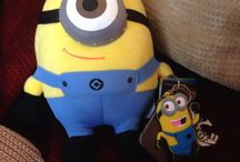 Marvellous minion misadventures / The worldwide travels of our minion Dave