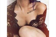Blandade tatueringar
