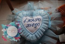Nascita/New born / Articoli regalo per  nascita. Gift ideas for new birth.