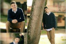 Senior portraits : MALES