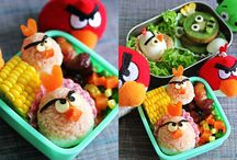 Kid Lunch Ideas / Skip the boring PB&J everyday and create some of these cute lunch ideas for kids.  You don't have to be creative to fix a new treat and have your child be the envy of the lunch table.