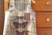 dressmaking...