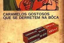 Antigo - Publicidade e Propaganda  / by Victor Melo