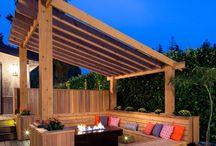 DIY outdoor Living