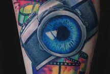 camera tattoo inspirations