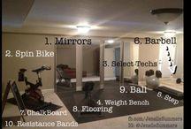 Home gym / Home gym
