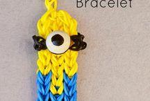 Loom bracelet fun