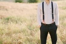 a gentleman's style. / by Melanie Kratzer