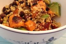 Recipes: Whole Grains / by wildgingersnap