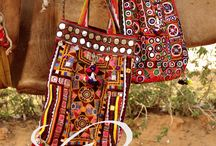 Gipsy bags / Hippie Gipsy Bags gemaakt van vintage stoffen afkomstig van gispy's uit India.
