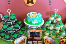 Baby Shower Ideas / by Kim Salazar