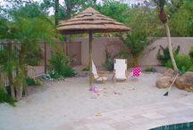 Backyard - Pool LANDSCAPE ideas
