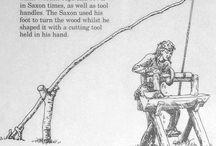 nástroje primitiv