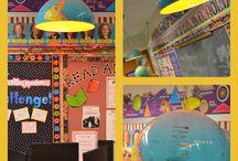 Classroom decor  / by Nicole Manusakis