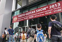 Tokyo Guitar Show 2013