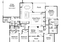 House Plans / by Katey Bourgeois