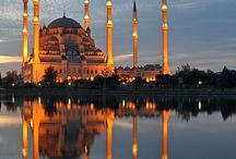 Mosques in the world