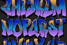 Grafitti Swipe
