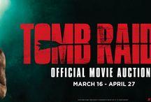 Tomb Raider Movie Prop Auction