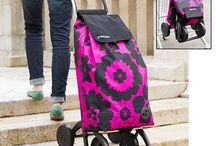 Rolser Trolleys / Rolser trolleys make shopping not only easy and comfortable, but stylish. Made in Spain!