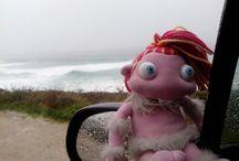 Los viajes de Lulila y sus amigos