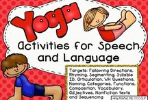 Speech Therapy and Movement