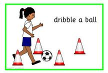 PE and other motor skills / by Alicia Bingham